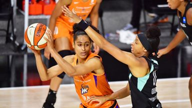 WNBA: Mercury 96-67 Liberty