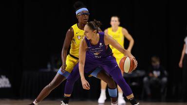 WNBA Sky 86-96 Mercury