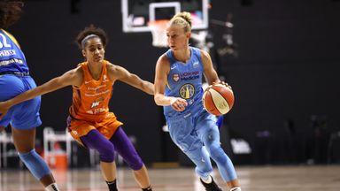 WNBA: Mercury 71-89 Sky