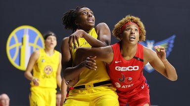 WNBA: Sparks 81-64 Mystics