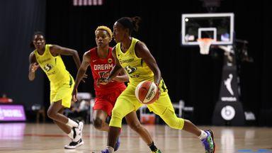WNBA: Storm 93-92 Dream