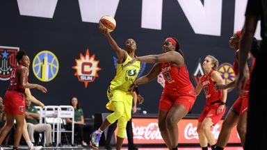 WNBA: Dream 63-100 Storm