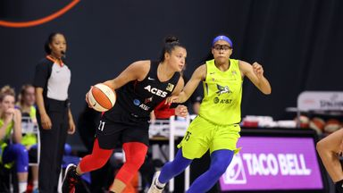 WNBA: Wings 70-79 Aces