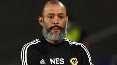 Nuno: EL hurt can't hinder Wolves' progress