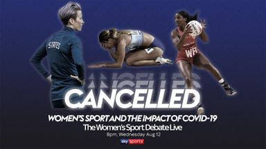 Don't miss the Women's Sport Debate