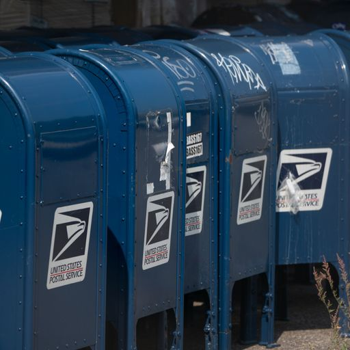Is Trump trying to sabotage postal service to rig vote?