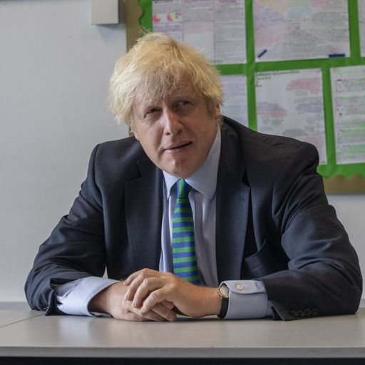 Staff member at school recently visited by Boris Johnson tests positive for COVID-19