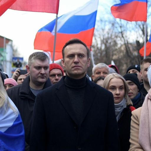 Who is Alexei Navalny?