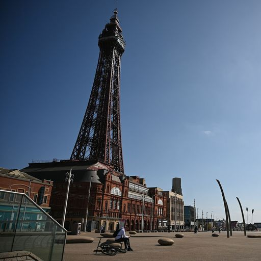 Blackpool is the 'toughest' place to be a girl in the UK
