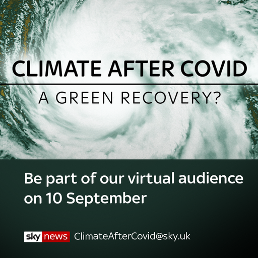Climate After COVID: How you can take part in our special programme on the environment and the virus