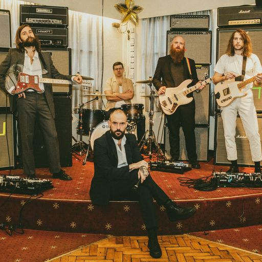 Idles: 'You don't see a band like us in a seated theatre - it wouldn't be right'