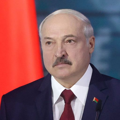 Belarus leader set for win but he is glaringly out of touch with his people