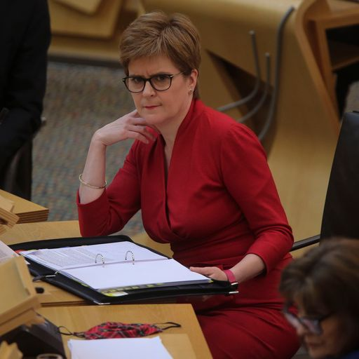 Why the government's U-turns may be down to nervousness about Sturgeon