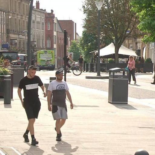'Don't kill granny' warning to young people in Preston
