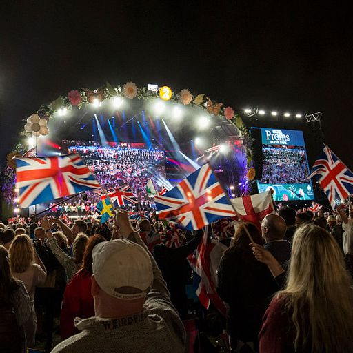 Rule, Britannia! and Land Of Hope And Glory: What are the lyrics and why are they controversial?