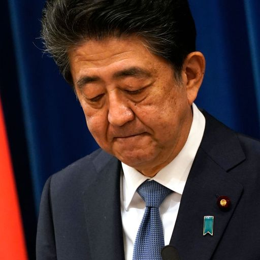 What does Shinzo Abe's shock departure mean for Japan's future?