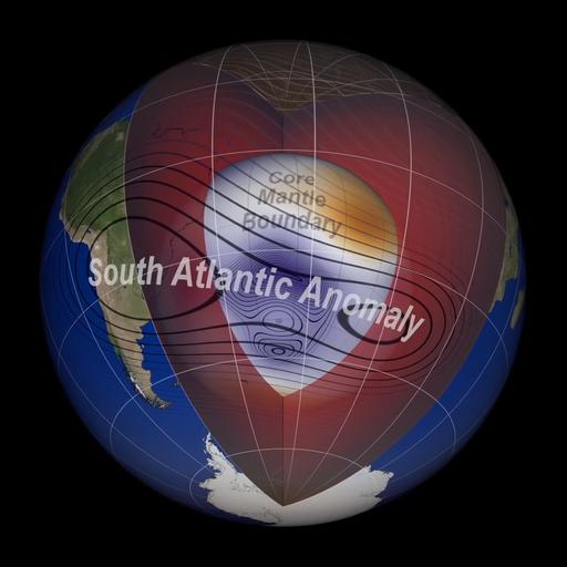 NASA investigates mysterious South Atlantic Anomaly