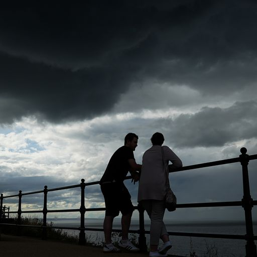 Latest weather forecast where you are