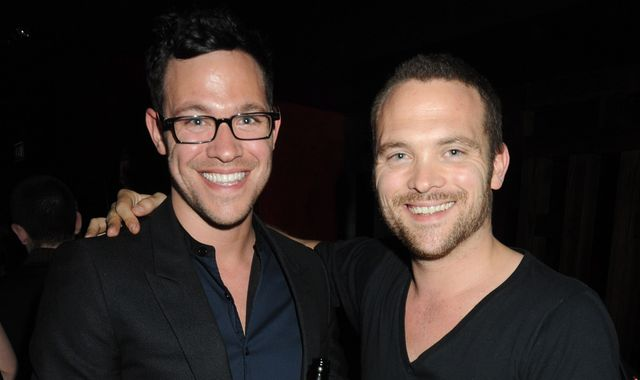 Will Young 'devastated' after twin brother dies aged 41