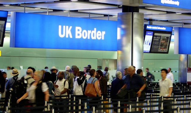 UK's 'racist' visa screening system scrapped by government after legal challenge