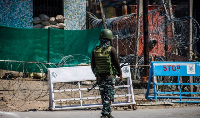 Jammu and Kashmir remains under curfew and lockdown a year after losing special status