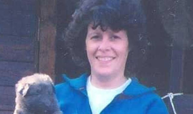 Tina Baker: Army drafted in to search farm for woman murdered 18 years ago