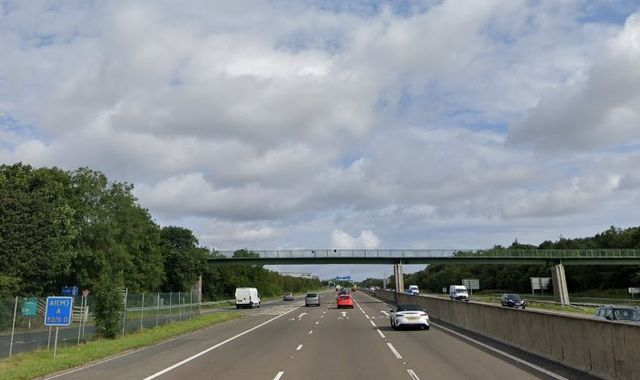 A1 closed for 10 hours after man falls from bridge near Gateshead