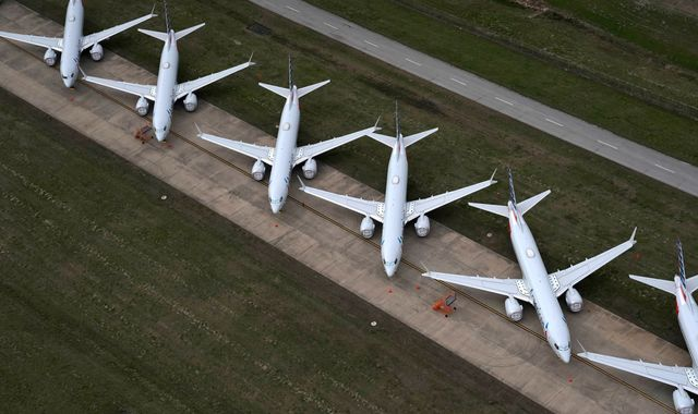 Boeing 737 MAX: FAA regulator spells out design changes needed for grounded aircraft