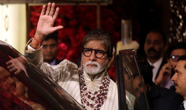 Amitabh Bachchan: Bollywood legend leaves hospital after recovering from coronavirus