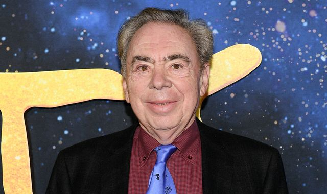 Andrew Lloyd Webber volunteers for COVID-19 vaccine trial in bid to help theatres reopen
