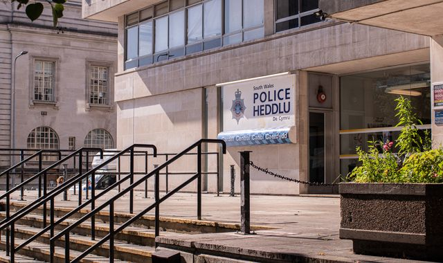 Officer faces sack over sex with former sergeant at police station