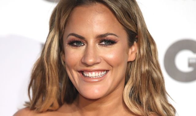 Caroline Flack's boyfriend 'leaked photo from night of her arrest', star's mother says