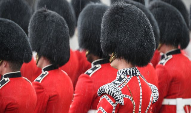 Three Coldstream Guards investigated by police 'over fight with royal  footmen' - Tower FM - Playing the Greatest Hits