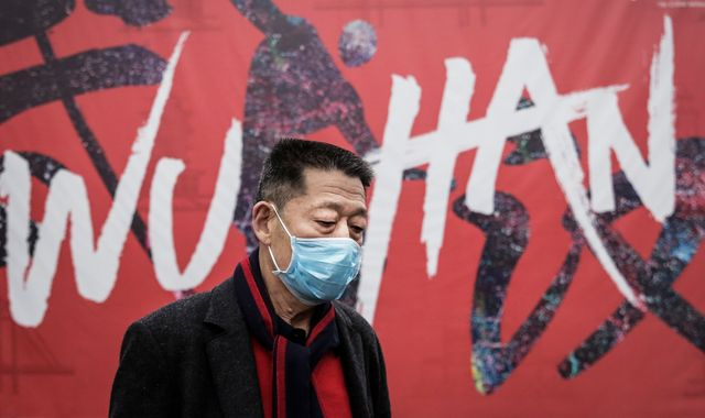 Coronavirus: WHO chief sees 'green shoots of hope' in pandemic fight