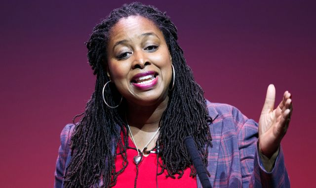 Labour MP Dawn Butler was stopped by officers because of 'human error', Metropolitan Police says