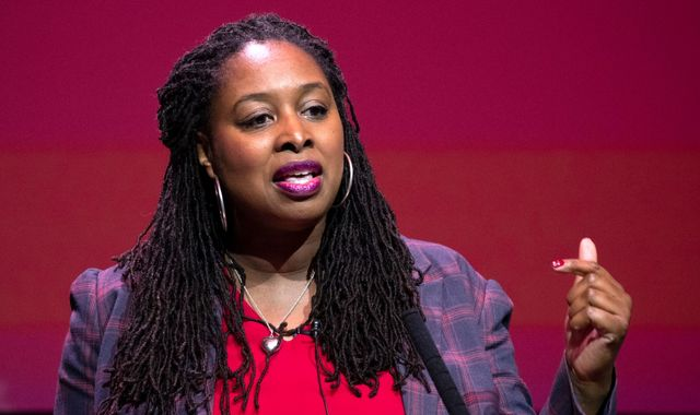 Labour MP Dawn Butler dismisses 'racist trolls' with 'conspiracy theories' about police stop incident