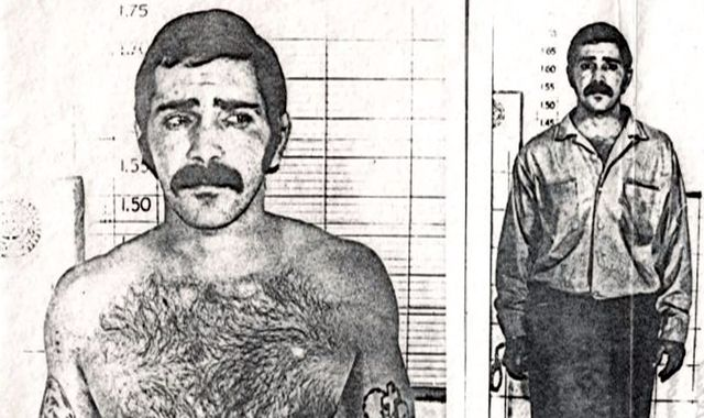 Policeman tracks down man who shot him in the stomach - 46 years after his escape from prison