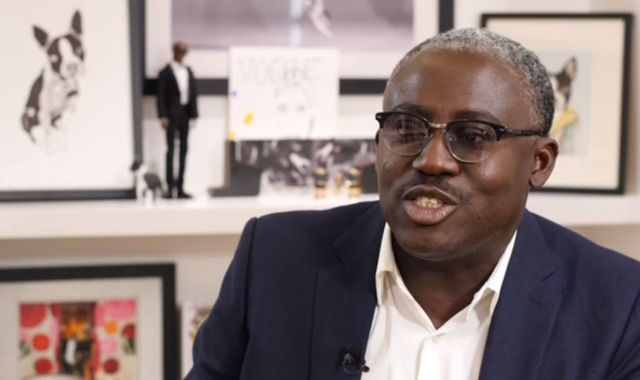 British Vogue editor Edward Enninful says racial profiling 'can happen any day'