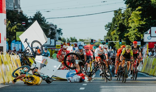 Cycling has to take 'hard look' at itself after Tour of Poland horror crash