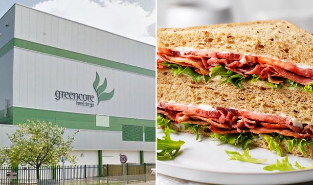 Coronavirus: Nearly 300 staff test positive for COVID-19 at factory that makes sandwiches for M&S