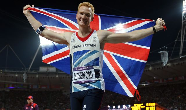 Greg Rutherford urges men to 'check themselves' for cancer after ignoring lump