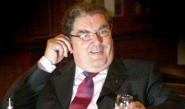 John Hume was a visionary peacemaker who was ahead of his time