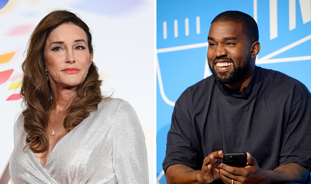 Kanye West labelled 'most kind, loving human being' by Caitlyn Jenner