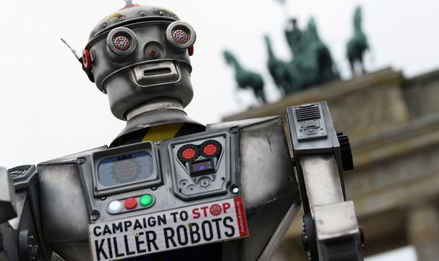 Action needed to stop the use of killer robots, report says
