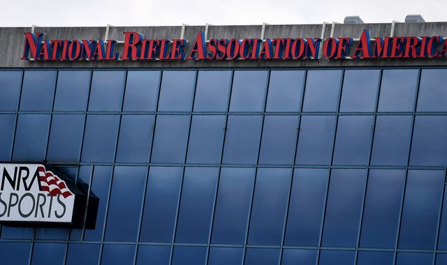 NRA: New York launches legal action to dissolve powerful US pro-gun organisation