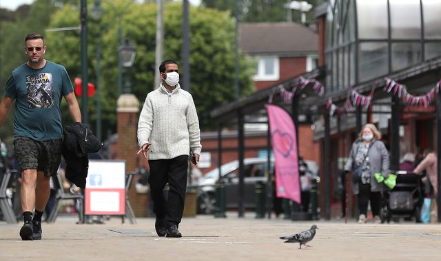 Coronavirus: Oldham on brink of local lockdown as hundreds flout COVID laws in Greater Manchester