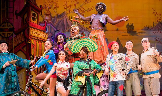 Coronavirus: Christmas pantomimes postponed as theatres struggle to survive