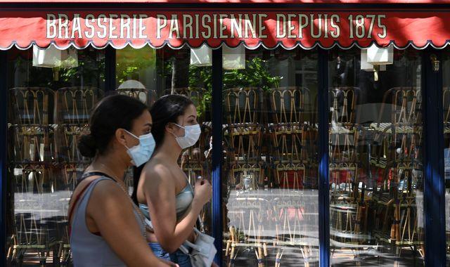 Coronavirus: France, Malta and Netherlands added to UK's travel quarantine list