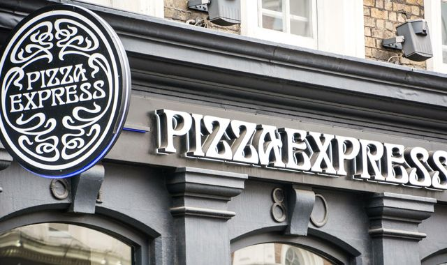 1,100 jobs at risk as PizzaExpress looks at closing 67 restaurants