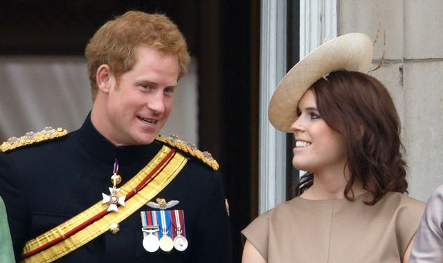 Princess Eugenie 'upset' Meghan pregnancy revealed on her wedding day, biography claims